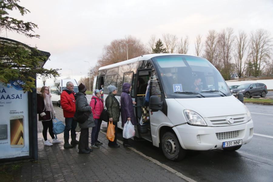 a6be40563f3 Ühistranspordikeskus: maksujõuline inimene võiks oma pileti eest ...