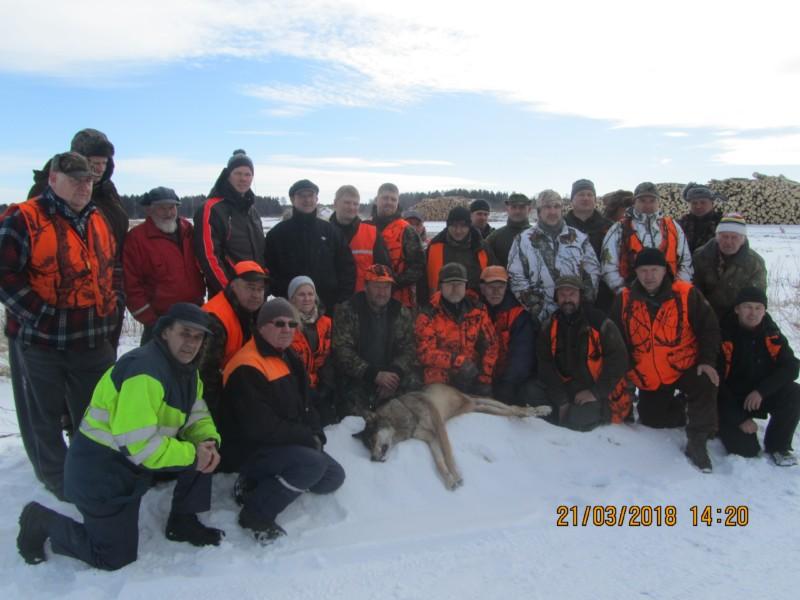 08dde2e409c Noarootsis lasti täna teine hunt - Lääne Elu