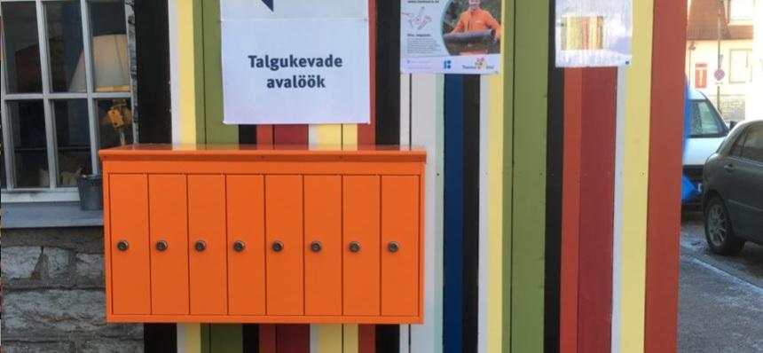 3ccf8882e17 Eesti Post sulgeb iga neljanda postkontori - Lääne Elu