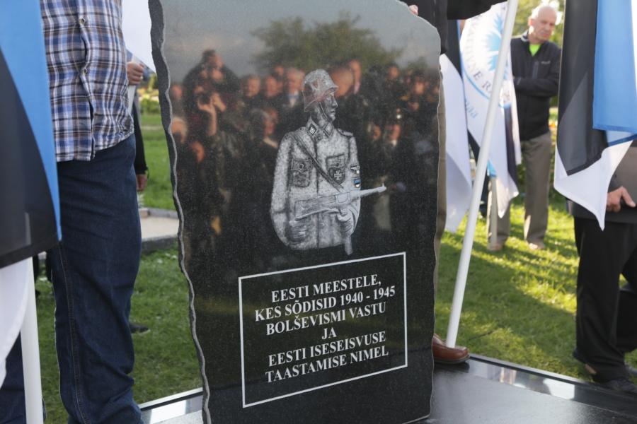 Maruste: Lihulasse pole maetud Leegioni võitluses langenud sõdureid