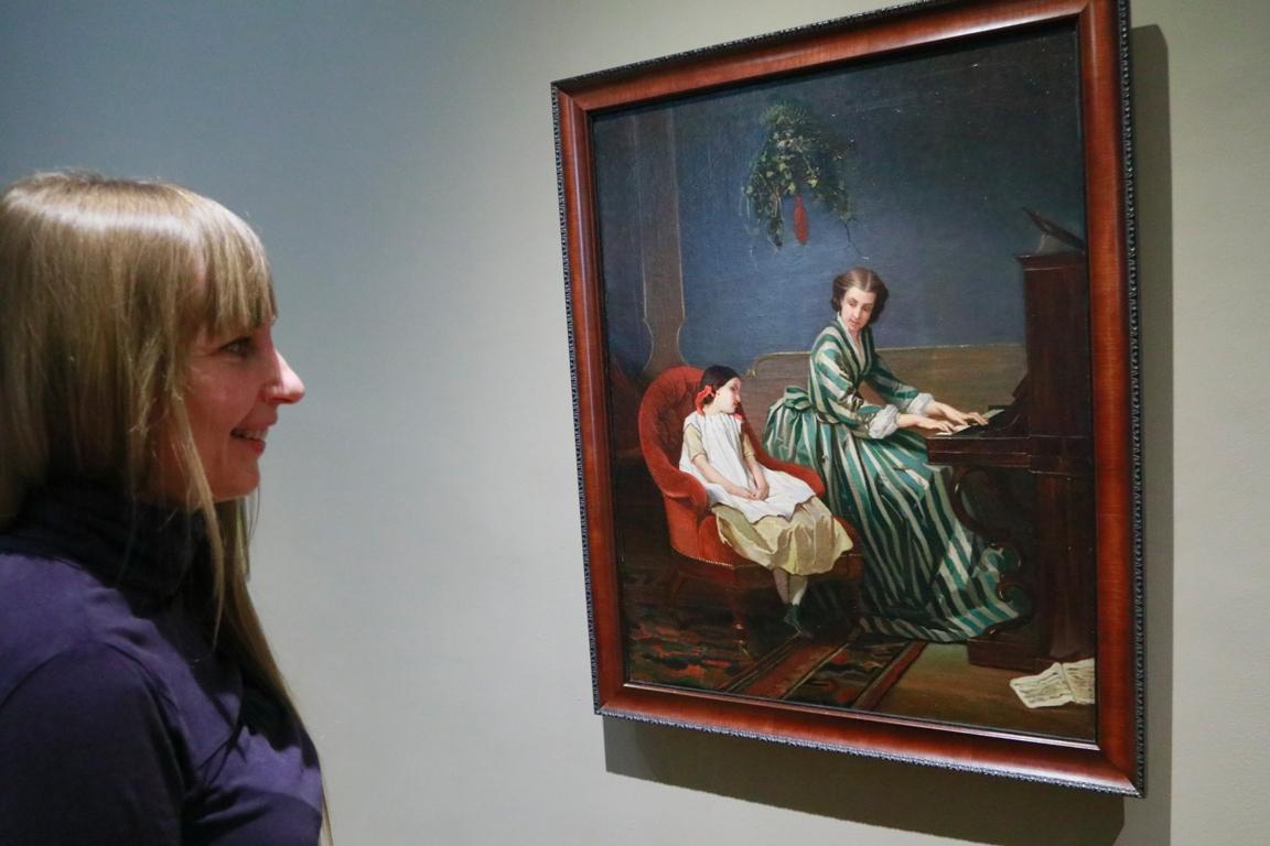 Galerii: Eesti kunstimuuseumi näituse avamine Haapsalu raekojas