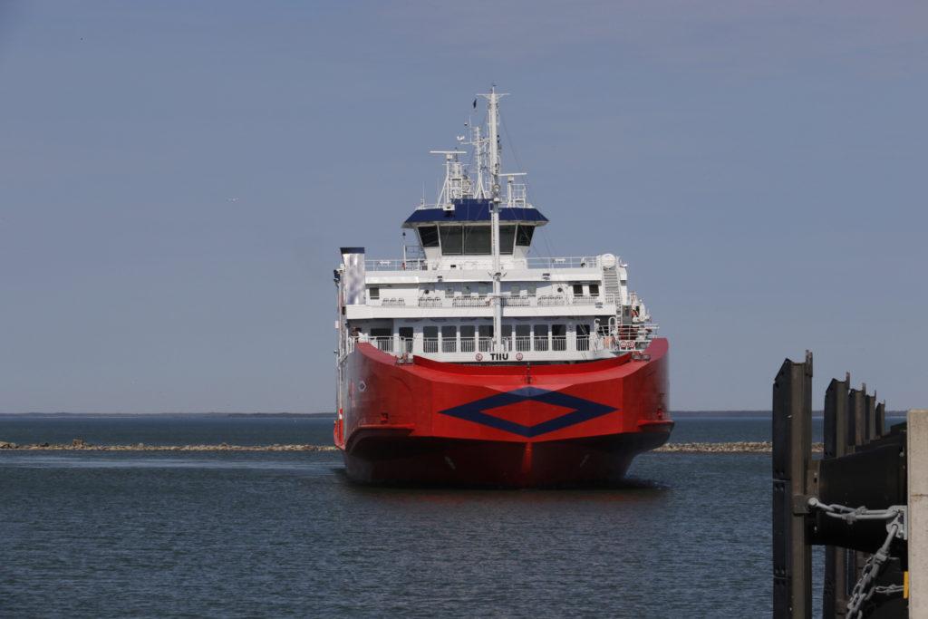 TS Laevad vedas juulis 394 000 reisijat