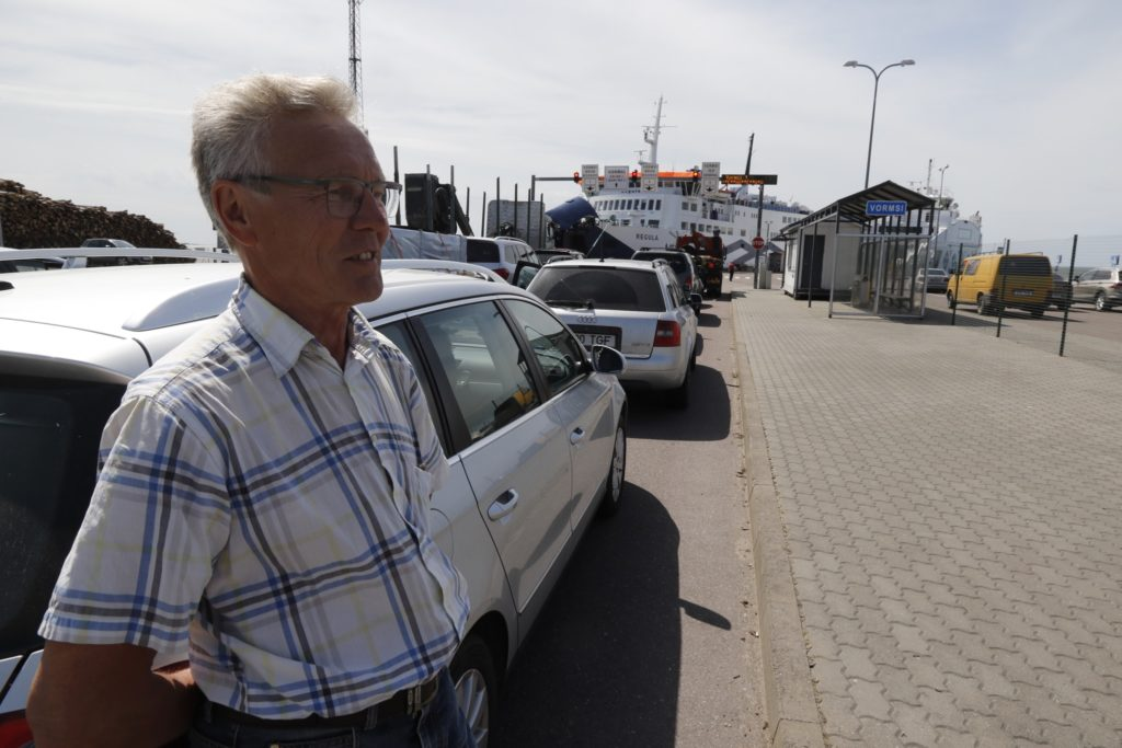 Reportaaž: Vormsi-reisi peab pikalt kavandama