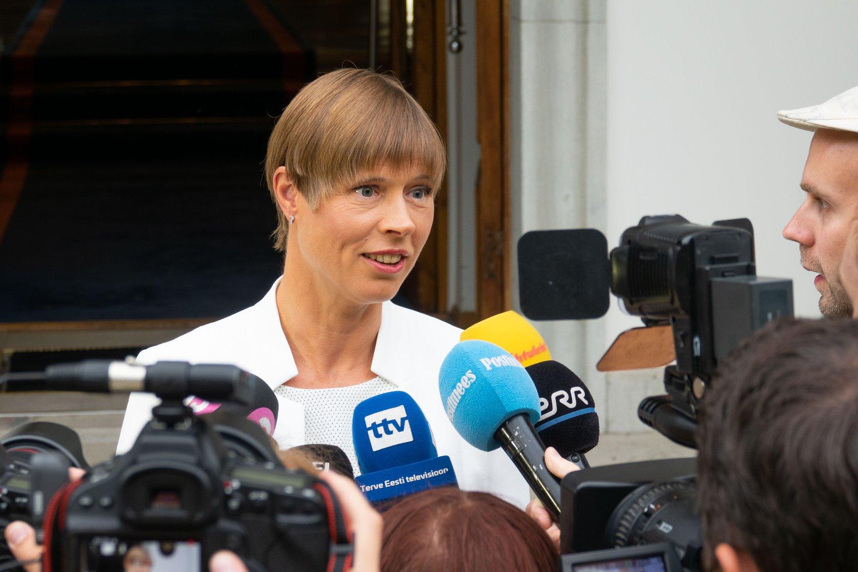 Kaljulaid: Martin Helme ei sobi valitsuse liikmeks