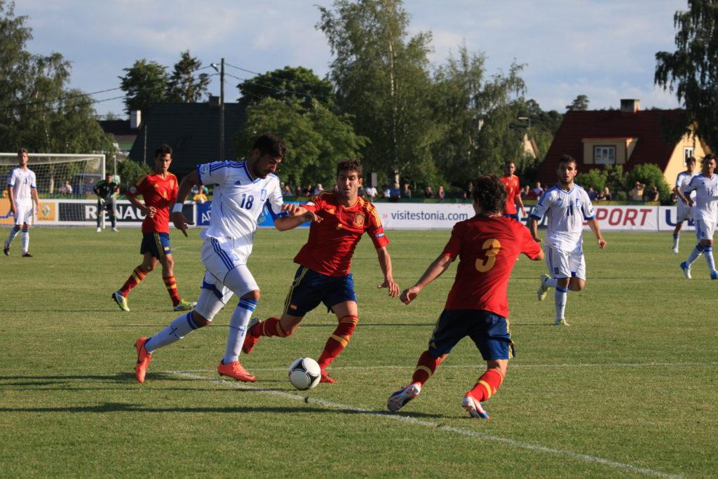 Noorte jalgpalli EM-finaalturniir jõuab Haapsallu