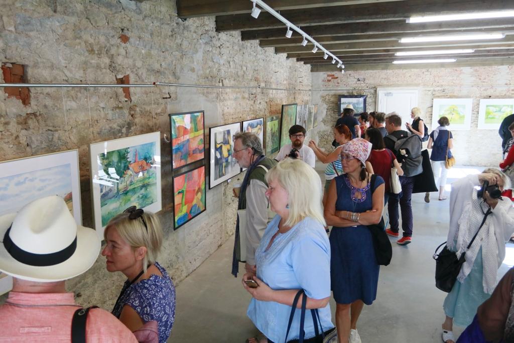 Galerii: eilsest näeb Haapsalus viit akvarellinäitust