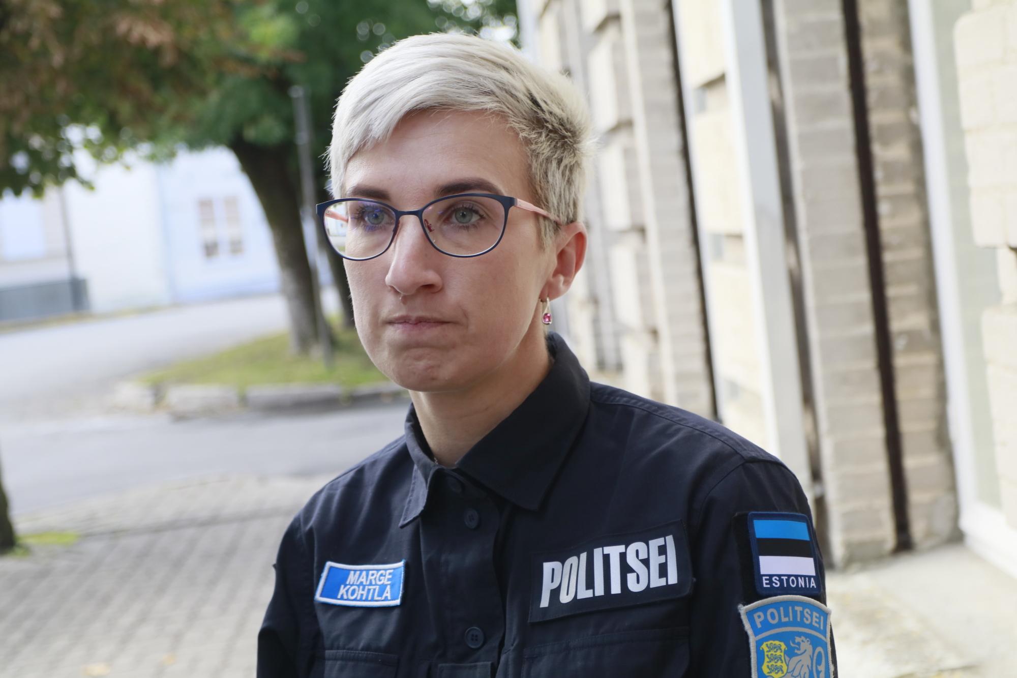 Politseijuhid rahustasid alluvaid
