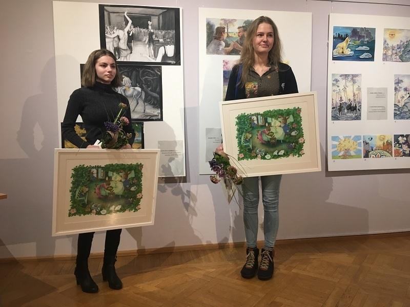 Ilon Wiklandi nimeline noore kunstniku konkurss ootab osalejaid