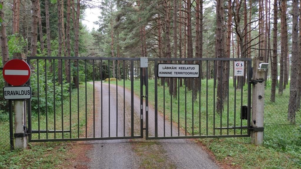 Lennart Meri residentsi tuleb väikesadam