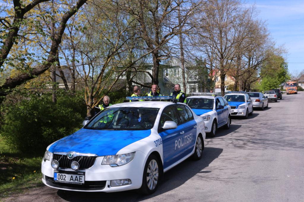 Valeväljakutsed hoiavad politseinikke rakkes