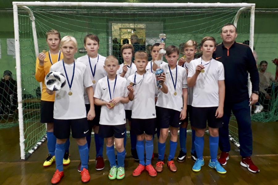 Lõuna-Läänemaa jalgpalliklubi peab Tali Cupi Haapsalus