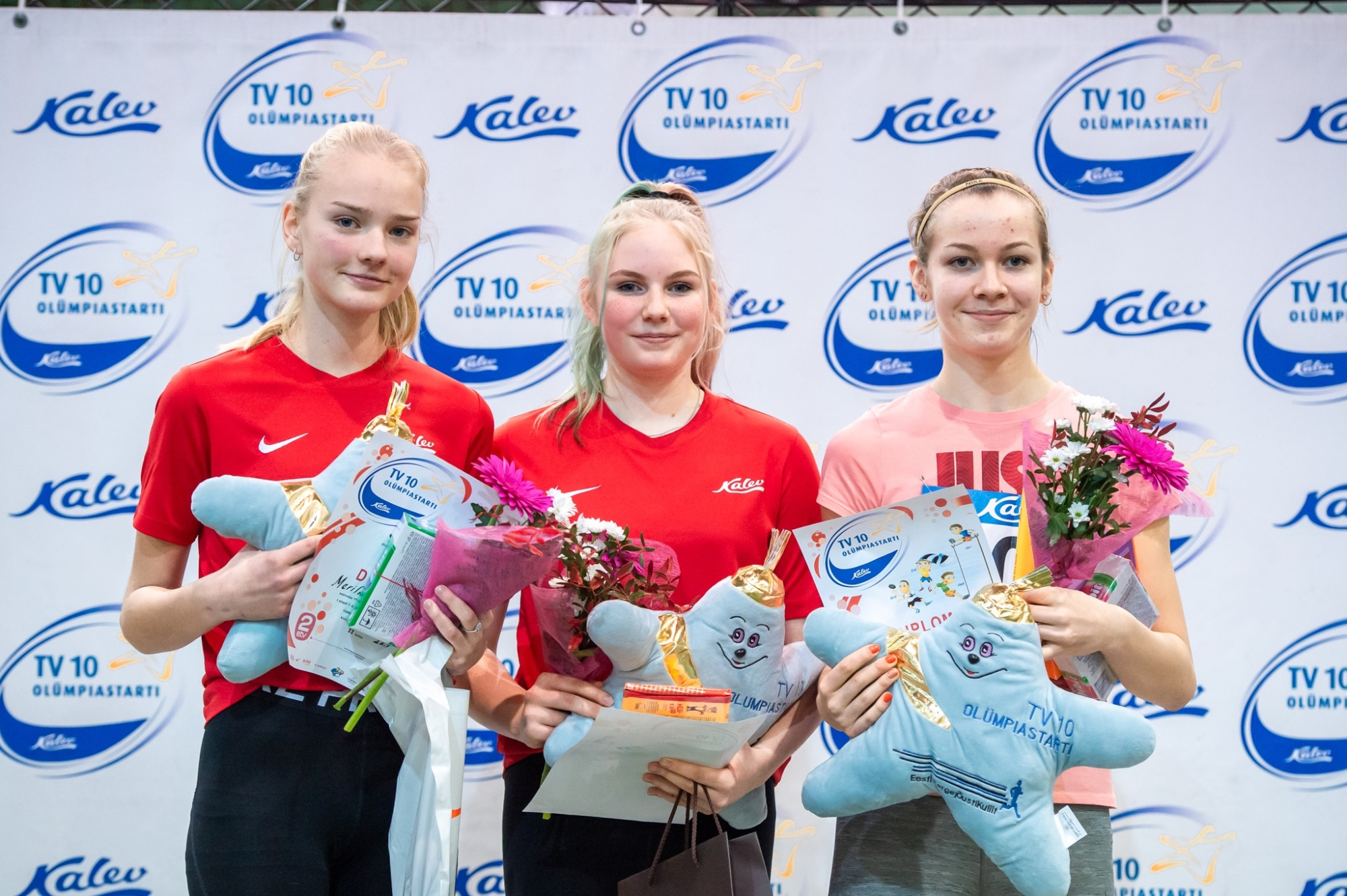TV 10 olümpiastardi 1. etapil olid parimad Kevin Matteus ja Karen Loorens