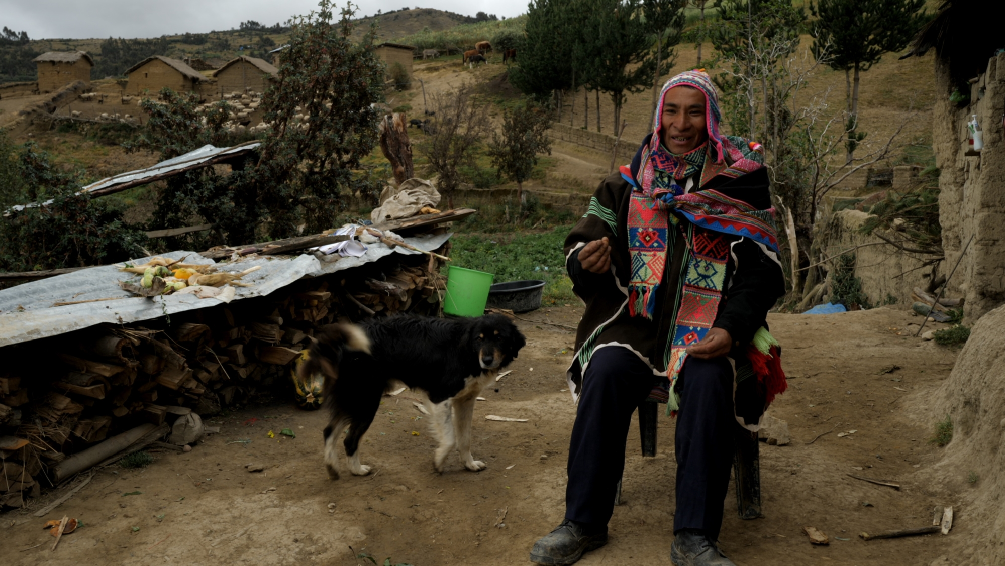 Kontrastide Peruu: savihütist suurlinna