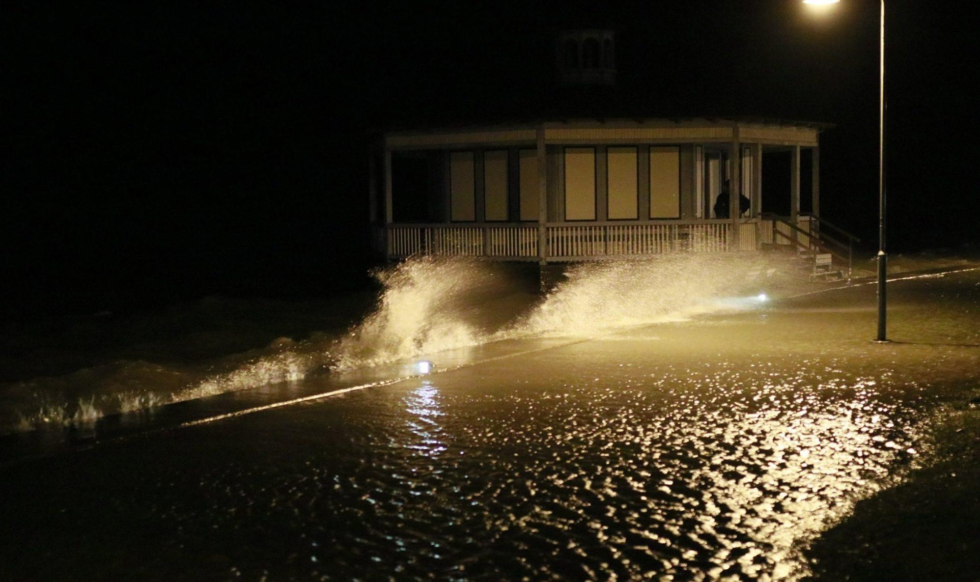 tormi kõrghetk saabub Haapsalus keskööl - Lääne...
